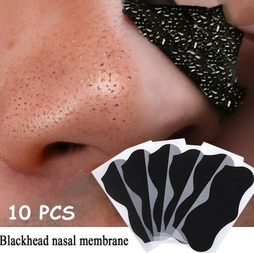 10 20 50pcs Nose Blackhead Remover Mask Pore Cleaner Acne Treatment Mask Deep Nose Pore Cleasing Strips Black Head Remover Tool