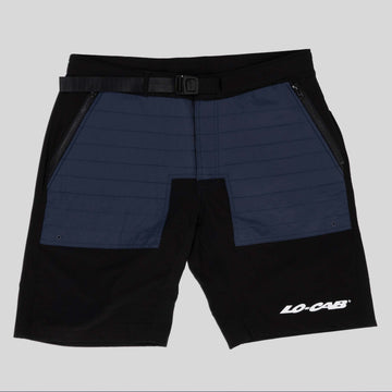 Dick Pad Shorts - Navy/Black