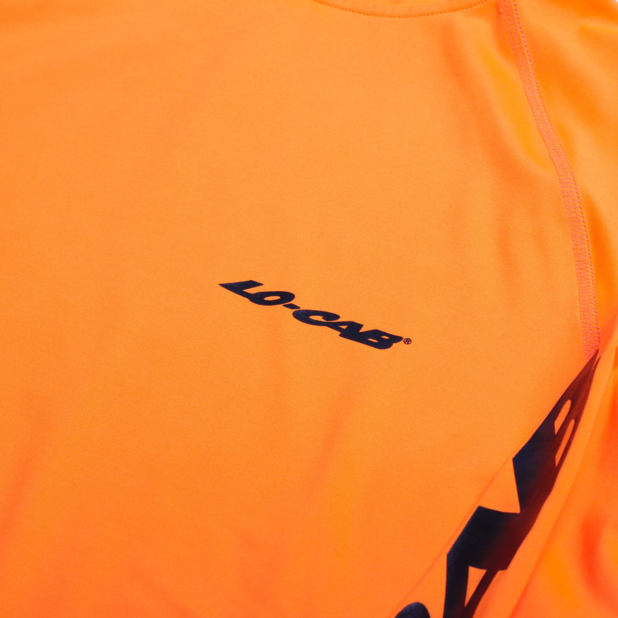 Lo Fear Kona Long-sleeve Top - Orange