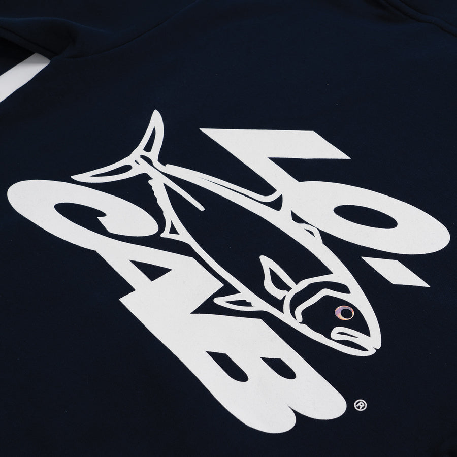 Haku Set Hood - Navy