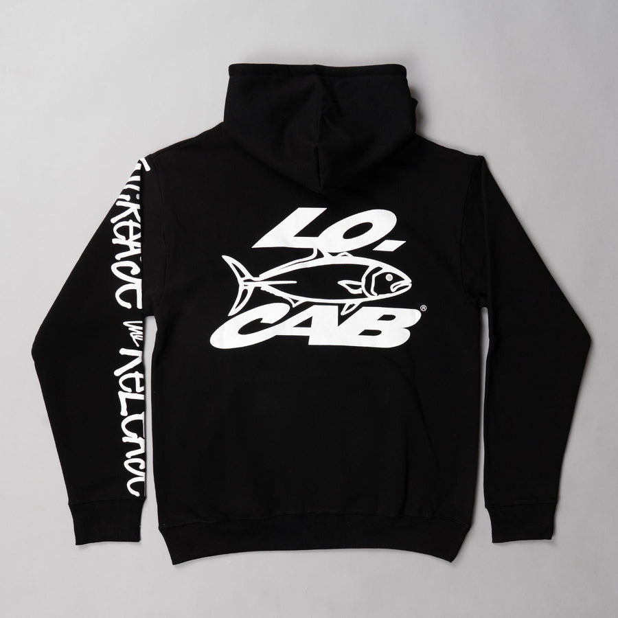 Increase Hood - Black