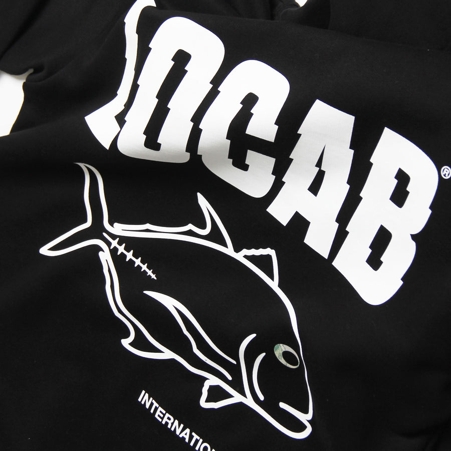 Jagged Ulua Set Hood - Black