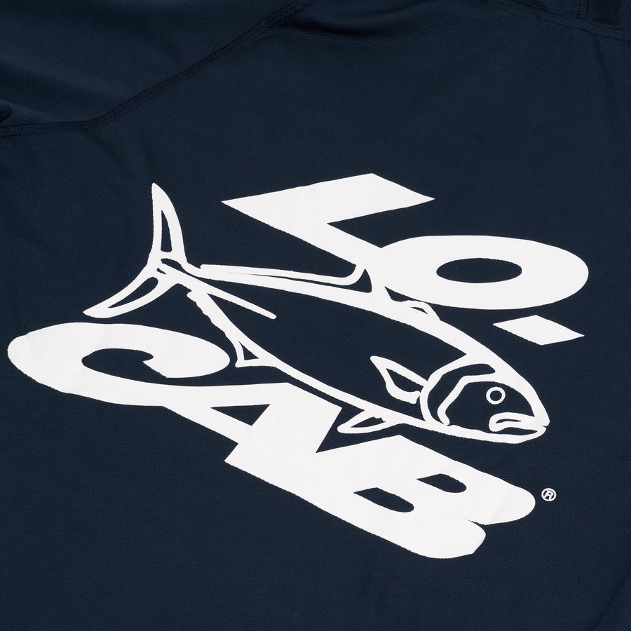 Increase The Release Kona Long-sleeve Top - Navy