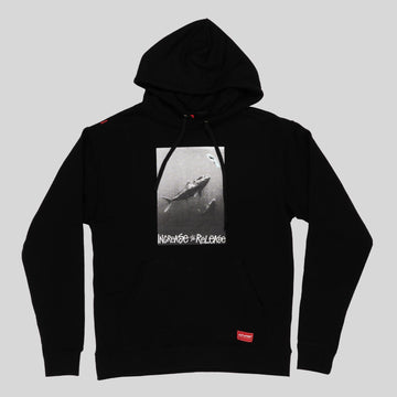 Photo Print (Increase) Hood - Black