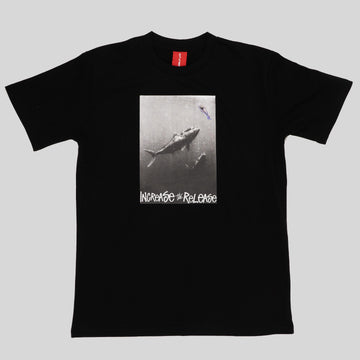 Photo Print (Increase) Tee - Black