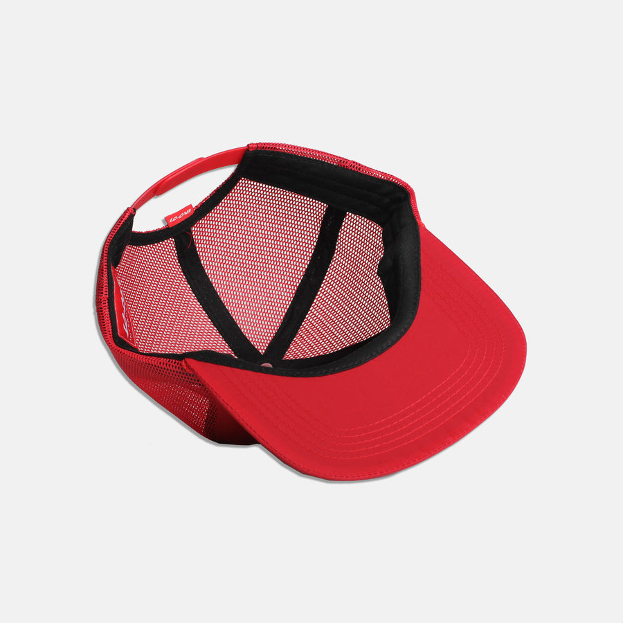 Lo-Dash Trucker Cap - Red