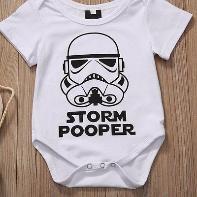 Star Wars Storm Pooper Jumpsuit