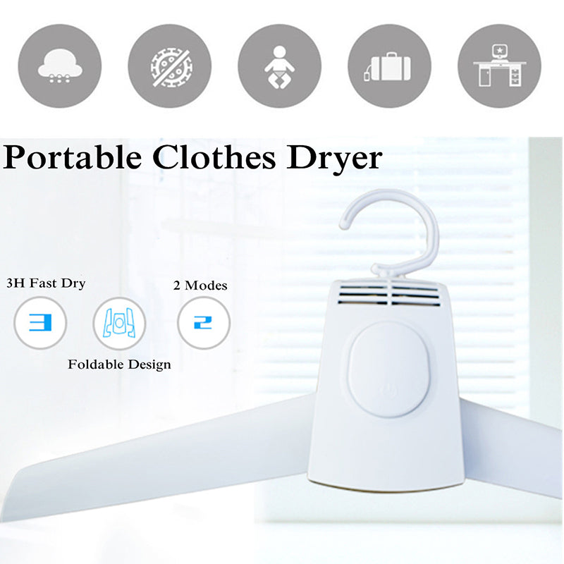 Magic Dryer Hanger