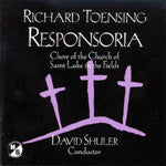 Richard Toensing: Responsoria (3-CD Set)