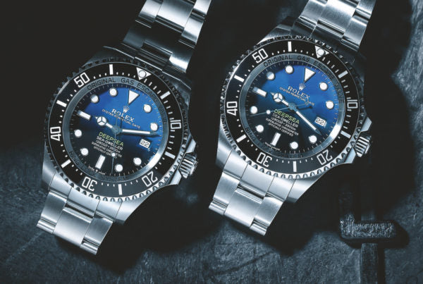 Deep Blue: Rolex Deepsea D-Blue analysis