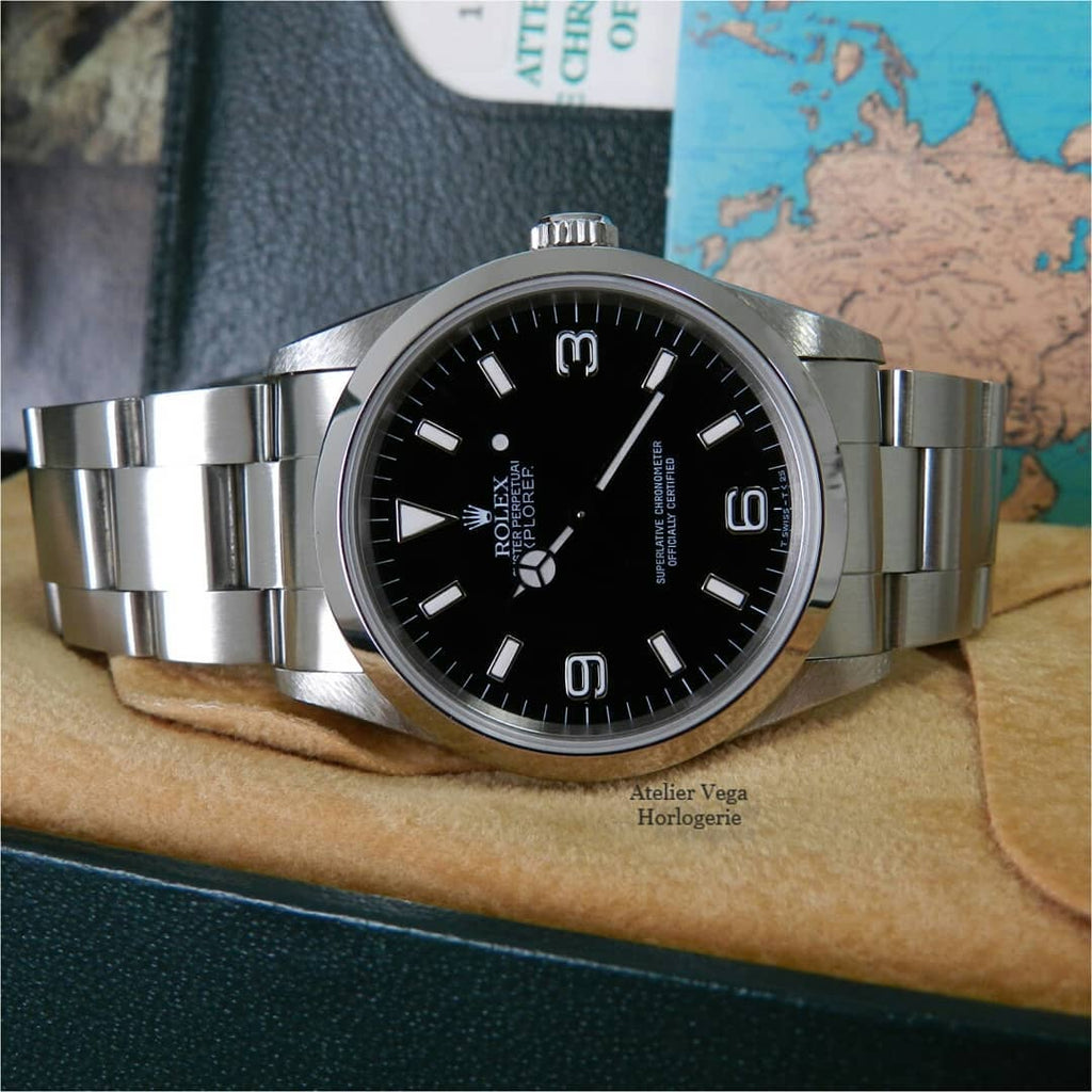 The Rolex Explorer 14270, a perfect youthful Watch.