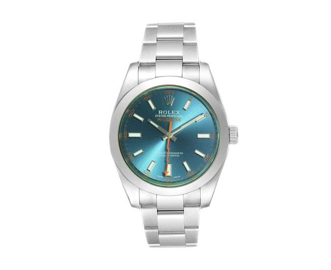 116400GV Milgauss - Prestige Watch