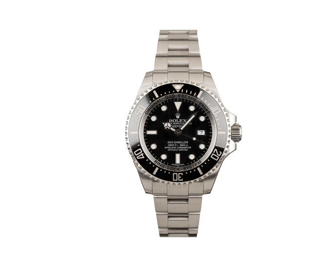 116660 Sea-Dweller - Prestige Watch