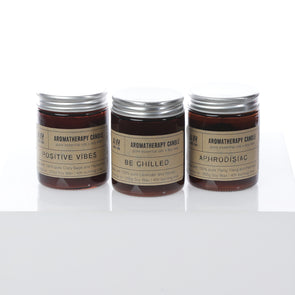 Ancient Wisdom Aromatherapy Candles