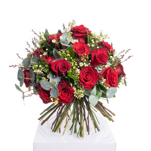 12 Red Rose Valentines Offer