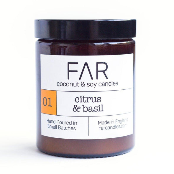 FAR - citrus & basil