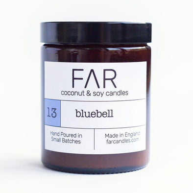 FAR coconut and soy candles