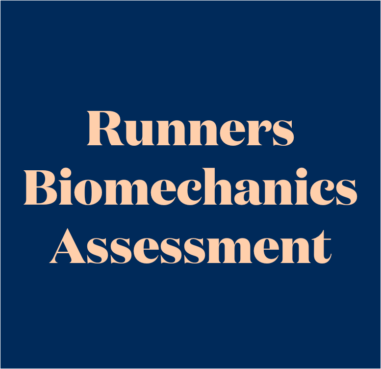 Biomechanics Assessment