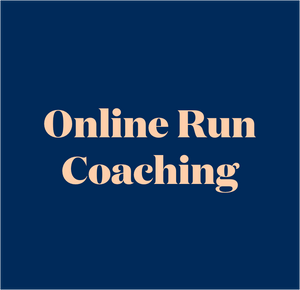 Online Run Coaching