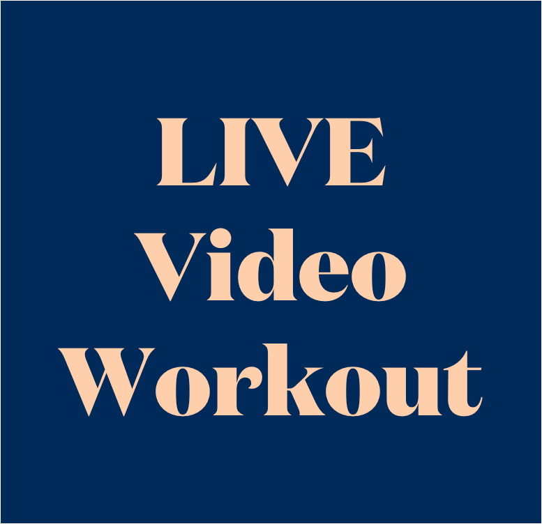 Mobility & Core LIVE Video Workouts