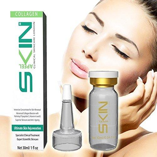 Skinapeel 30ml Collagen Serum 10ml