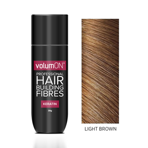 Volumon Hair Building Fibres - KERATIN 28g