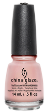 Load image into Gallery viewer, China Glaze Diva Bride Nail Polish