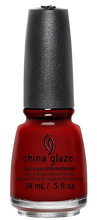 Load image into Gallery viewer, China Glaze China Rouge Nail Polish