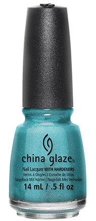 China Glaze Watermelon Rind Nail Polish