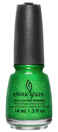 China Glaze Running In Circles Nail Polish