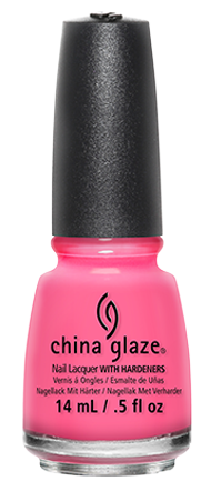 China Glaze Neon & On & On Nail Polish