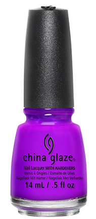 China Glaze That's Shore Bright Nail Polish