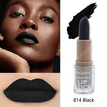 Load image into Gallery viewer, PHOERA Velvety Matte Lipstick