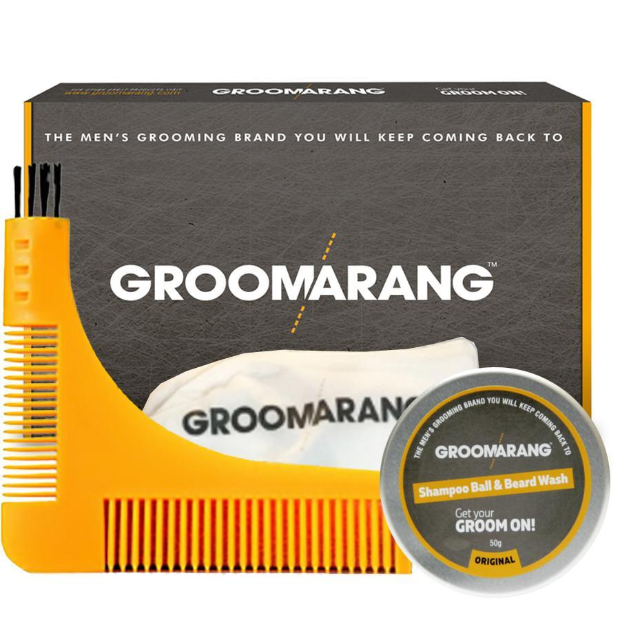 Groomarang Pro Groom Collection by  Beauty Pop Cosmetics