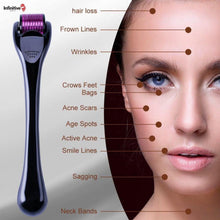 Load image into Gallery viewer, Infinitive Beauty Titanium Alloy Premium Derma Roller