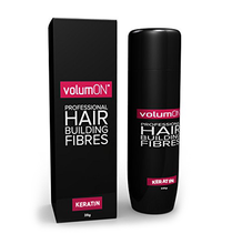 Load image into Gallery viewer, Volumon Hair Building Fibres - KERATIN 28g