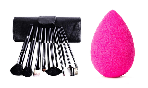Infinitive Beauty 11pc Brush Set