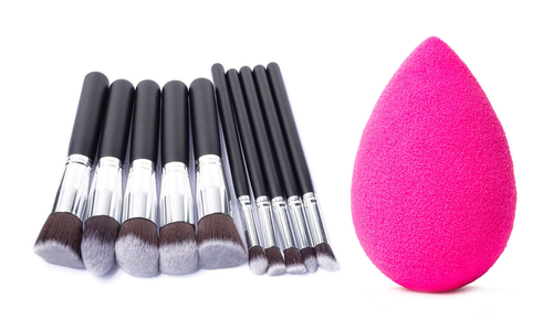 Infinitive Beauty 10pc Brush Set