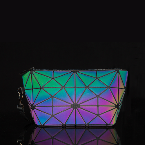 Pryzm 'Glow In The Dark' Makeup Bag (Large)