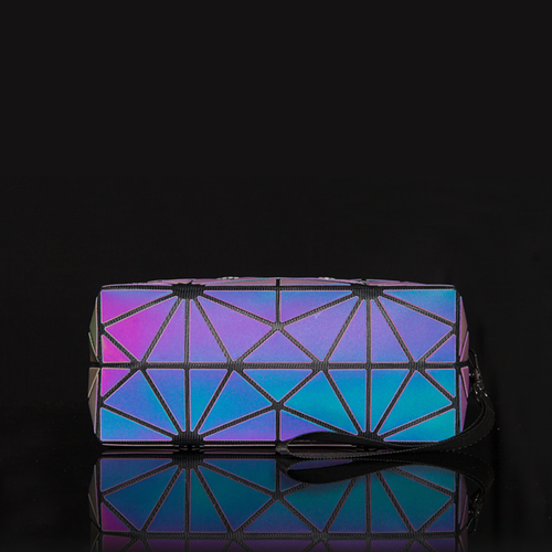 Pryzm 'Glow In The Dark' Makeup Bag (Medium)