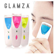 Load image into Gallery viewer, Glamza Heated Eyelash Curler