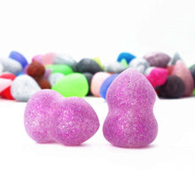 Load image into Gallery viewer, Silicone Glitter Make Up Sponge