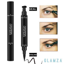 Load image into Gallery viewer, Black Eyeliner Vamp Pen
