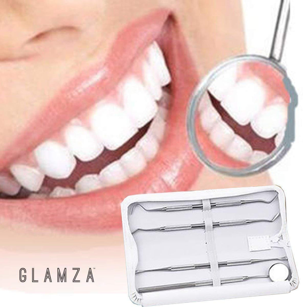 Glamza 4pc Dental Kit