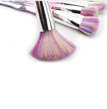 Load image into Gallery viewer, Unicorn Glitter Make Up Brushes