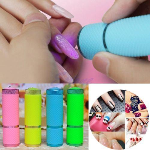 Nail Cure LED Portable Light- White by  Beauty Pop Cosmetics