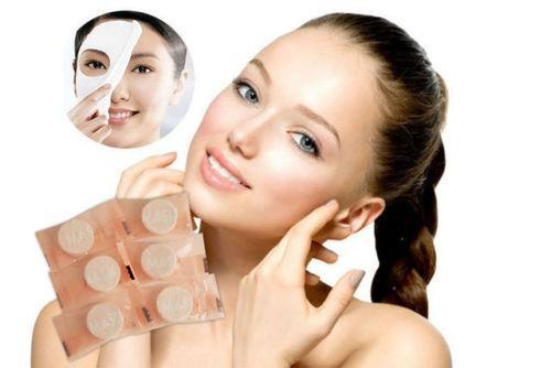 Glamza x20 Compressed Face Masks, Skin Care Masks & Peels by Beauty Pop Cosmetics