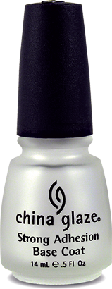 China Glaze Strong Adhesion Base Coat