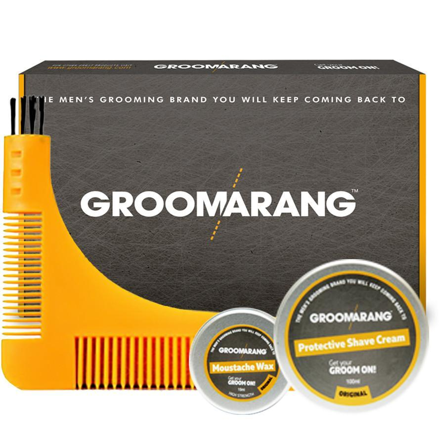 Groomarang Starter Collection, Shaving & Grooming by Beauty Pop Cosmetics