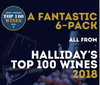 James Halliday Top 100 for 2018